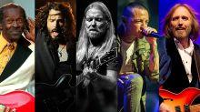 Music stars we lost in 2017