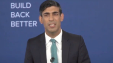 Rishi Sunak vows to 'balance the books' after coronavirus spending