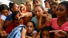Embarazadas, agotadas y enviadas de vuelta en la frontera