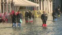 Veneza em estado de emergência