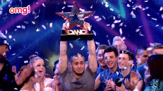 Lukas McFarlane wins Got to Dance