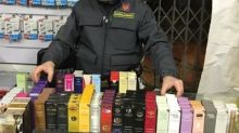 Thousands of fake goods seized in crackdown on illegal online shops