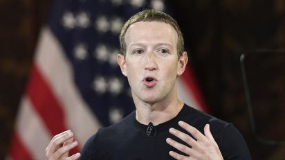 Zuckerberg on China: 'Is that the internet we want?'