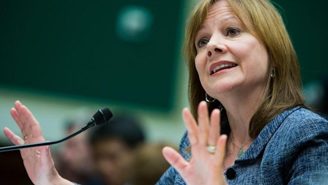 GM CEO Mary Barra Faces Lawmakers