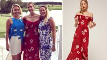 Ivanka Trump shows off her shoulders for girls' night