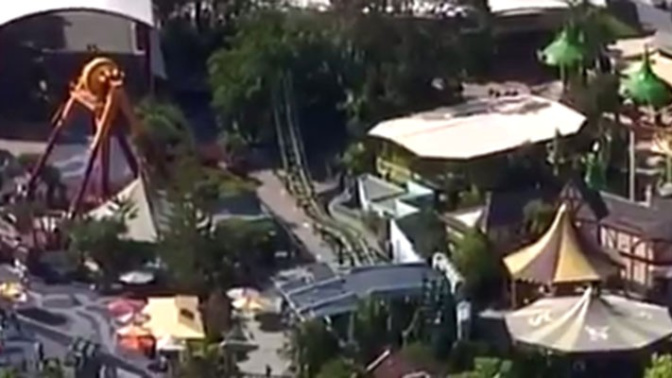 Several dead in Australian theme park accident