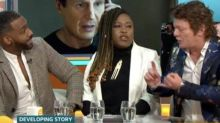Chaos erupts during heated Liam Neeson debate on 'Good Morning Britain'