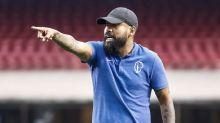 """Coelho dá recado no Corinthians: """"Tem que ganhar jogo, não importa como"""""""