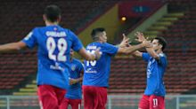 JDT wave goodbyes to Guerra and Cabrera