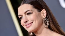 Anne Hathaway gave up drinking for her son after she did a school drop-off with a hangover