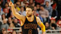 NBA Rewind: Cavs' Dellavedova's Biggest Shot In College