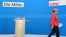 Hardline ally in new attack against Merkel over eurozone budget