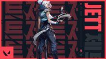 Riot Games unveils Jett,  Valorant's speedy, knife-throwing agent