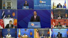 ASEAN talks tackle pandemic, sea feud amid US-China rivalry