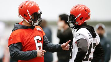 Baker Mayfield: Trade to Cleveland means Odell Beckham Jr. can 'play in front of fans who care'