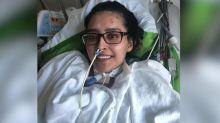 Coronavirus en Estados Unidos | Mayra Ramírez, la joven que se convirtió en la primera persona del país en recibir un trasplante doble de pulmón por covid-19
