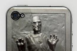 No comment: Steve Jobs in Carbonite