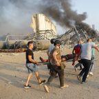 Dozens killed, hundreds injured after explosion in Beirut