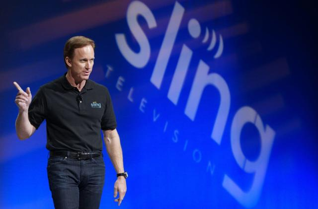 Pandora appoints Sling TV's Roger Lynch as CEO