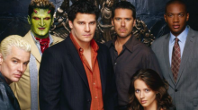 David Boreanaz Says 'Angel' Reunion Might Be 'in the Works' for 20th Anniversary (Video)