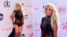 Los looks más sonados de los BBMAs: Britney, ¿pero qué te has puesto?