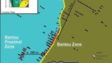 SEMAFO: Bantou Nord Discovery 1.5km Northeast of Bantou Zone