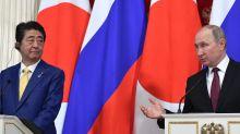 Le contentieux sur les Kouriles au coeur de la rencontre Poutine-Abe