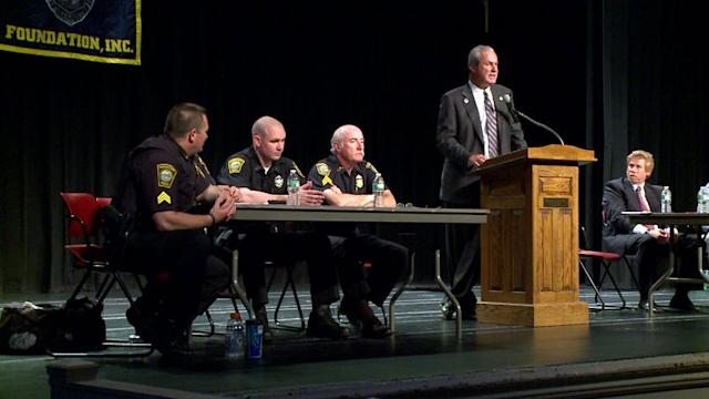 RAW VIDEO: Watertown, Mass. Police Chief Describes Confrontation With Bombing Suspects