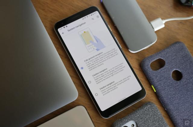Google Assistant launch gesture officially arrives on Android Q beta