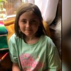 Volunteer describes moment abducted girl was saved in Texas