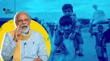 Modi Govt Blames Fake News for Migrant Exodus. No, It Was Hunger