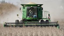 China has already started to buy US soybeans again