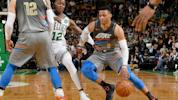 Thunder blow big lead in last 24 seconds vs. Celtics