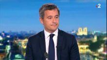 """Attaque à Paris : """"manifestement c'est un acte de terrorisme islamiste"""" pour Gérald Darmanin"""