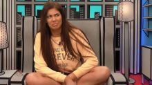 Did CBB's Chloe just do a 'Megan' in the Diary Room?