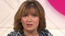 Lorraine Kelly disgusted by singer who got a tattoo of Harry Styles on her face