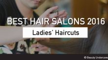 Best hair salons for ladies' haircuts in Singapore 2016