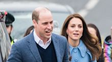 Kate Middleton Jokes About Having Another Baby With Prince William