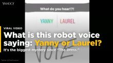 VOTE: Do you hear Yanny or Laurel? We explain the odd auditory illusion