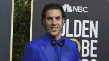 Sacha Baron Cohen rips into Facebook's Mark Zuckerberg at the Golden Globes