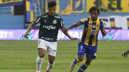 Palmeiras x Delfín-EQU: onde assistir, arbitragem e escalação
