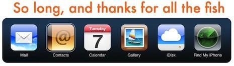 MobileMe: Some speculation about the transition to iCloud
