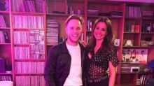 Olly Murs, 33, and Melanie Sykes, 47, 'secretly dating for almost a year'