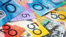 Australian dollar volatile again during Thursday