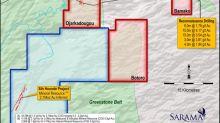 Sarama Resources Confirms Transfer of Djarkadougou Exploration Permit (Bondi Gold Deposit) in Burkina Faso