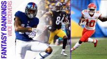 Fantasy Football Rankings 2017: Wide Receiver