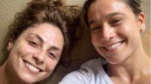"""Fernanda Gentil fala da relação com Priscila Montandon: """"Já tivemos muito ciúmes"""""""