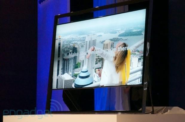 Samsung announces pricing for S9 UHD TV: $39,999, shipping in late March
