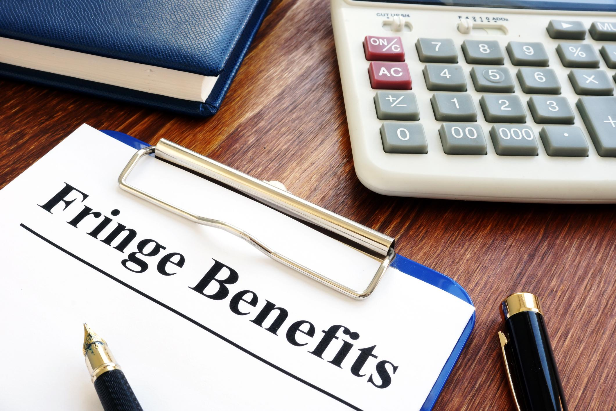 Running a small business? Here's how 'fringe benefit tax' affects you