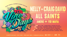 Nelly, Craig David and more are coming to Australia for RNB Vine Days